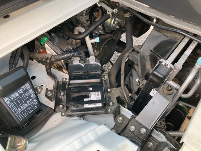 スタンダード 農用スペシャルSA3t スマートアシスト付き 4WD 5速マニュアル 三方開 荷台ランプ 4枚リーフスプリング Hi-Lo切り替え デフロック(35枚目)