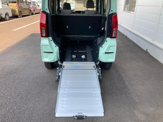 スローパーX ターンシート付 LDP 福祉車両 パノラマモニター対応(31枚目)