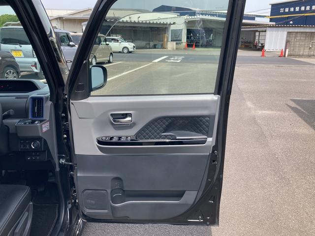 カスタムXセレクション シートヒーター 両側パワースライドドア LEDヘッドライト LEDフォグランプ(47枚目)