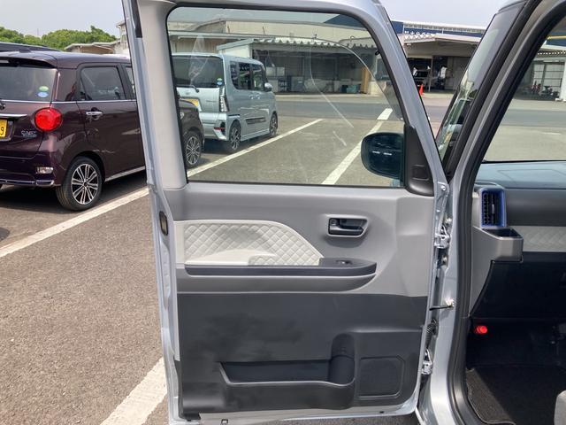 Xセレクション シートヒーター 助手席側パワースライドドア LEDヘッドライト(24枚目)
