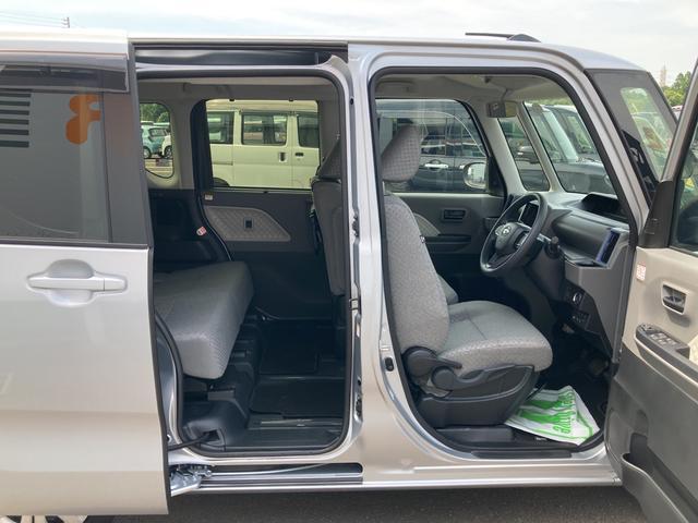 Xセレクション シートヒーター 助手席側パワースライドドア LEDヘッドライト(38枚目)