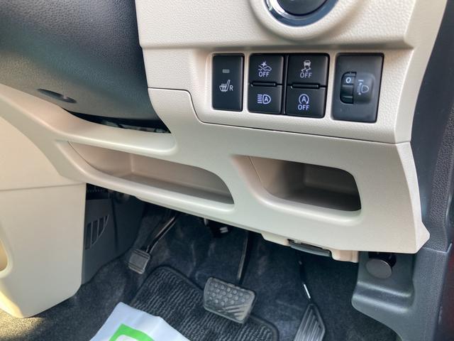 XリミテッドII SAIII シートヒーター バックカメラ LEDヘッドライト スマートアシスト付き(26枚目)