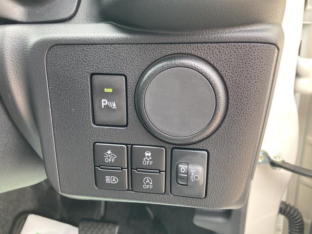 L SAIII スマートアシスト搭載 アイドリングストップ オートハイビーム機能 コーナーセンサー(34枚目)