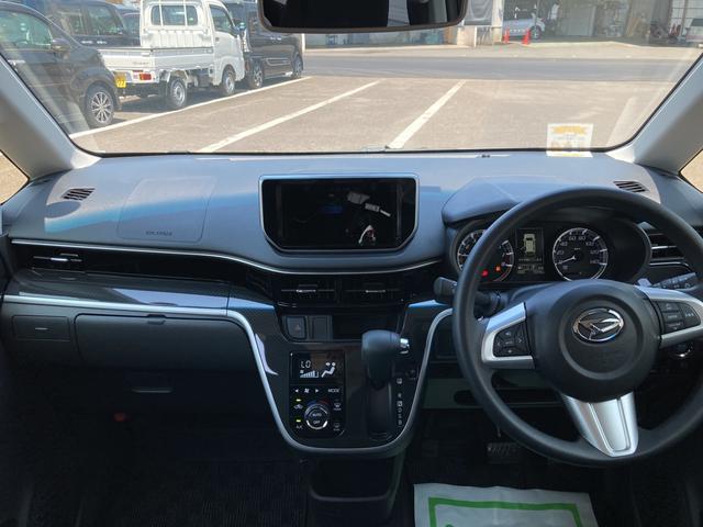 カスタム XリミテッドII SAIII パノラマモニター対応 シートヒーター(運転席) プッシュスタートボタン LEDヘッドライト LEDフォグランプ オートライト(15枚目)