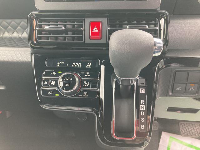 カスタムXスタイルセレクション 両側パワースライドドア シートヒーター(運転席/助手席) USB端子 バックカメラ(11枚目)