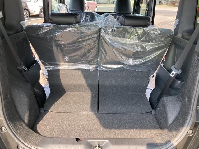 カスタムRSスタイルセレクション ターボ車 両側パワースライドドア シートヒーター パノラマモニター対応 ETC(37枚目)