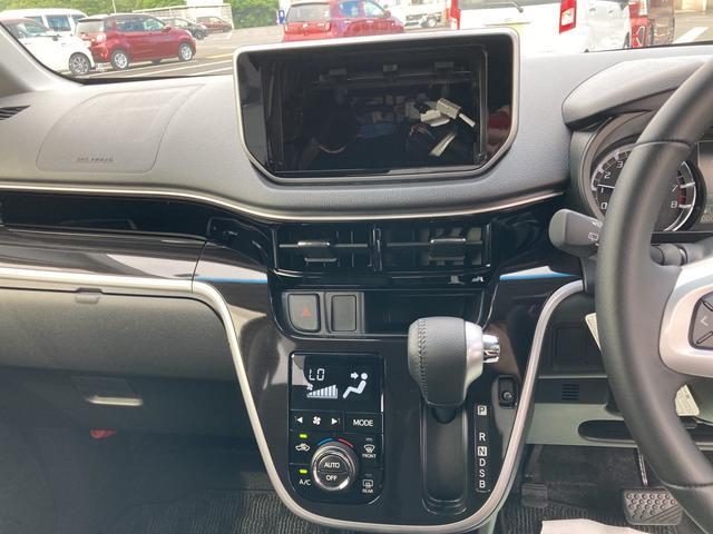 カスタム RS ハイパーリミテッドSAIII ターボ車 LEDヘッドライト LEDフォグランプ パノラマモニター対応 運転席シートヒーター(10枚目)