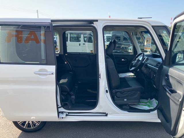カスタムX トップエディションVS SAIII パノラマモニター対応 運転席シートヒーター 両側パワースライドドア(40枚目)