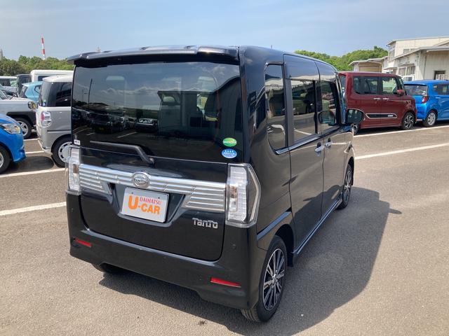 カスタムX トップエディションSAIII 助手席側パワースライドドア 運転席シートヒーター バックカメラ(9枚目)