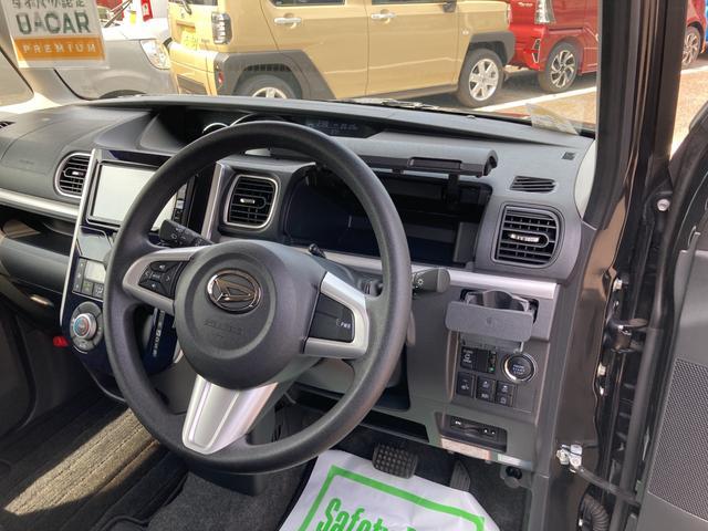 カスタムX トップエディションSAIII 助手席側パワースライドドア 運転席シートヒーター バックカメラ(38枚目)