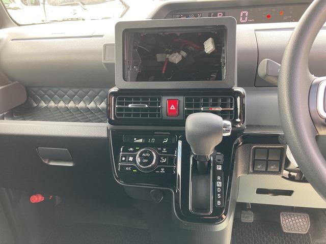 カスタムXセレクション 両側パワースライドドア シートヒーター パノラマモニター対応 コーナーセンサー(10枚目)