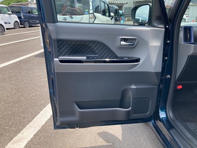 カスタムXセレクション 両側パワースライドドア シートヒーター パノラマモニター対応 コーナーセンサー(27枚目)