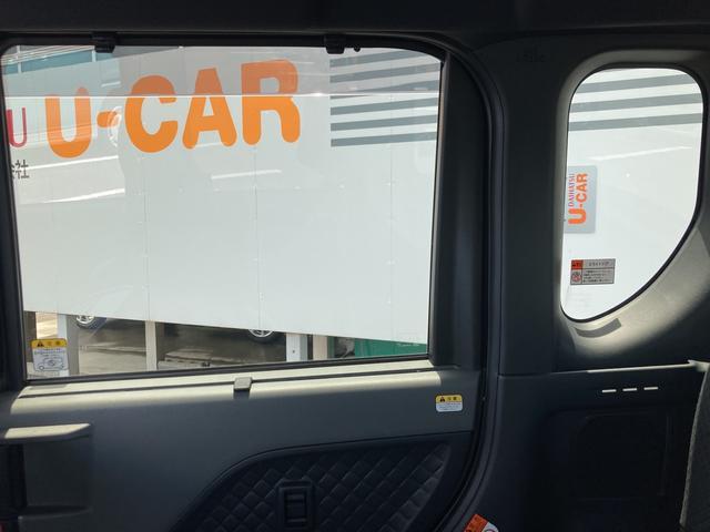 カスタムXセレクション 両側パワースライドドア シートヒーター バックカメラ LEDヘッドライト LEDフォグランプ(40枚目)