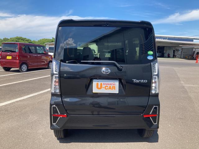 カスタムRSセレクション ターボ車 両側パワースライドドア シートヒーター バックカメラ(6枚目)
