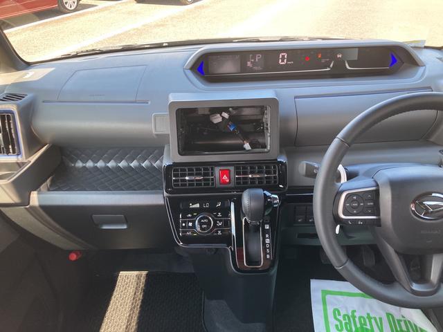 カスタムRSセレクション ターボ車 両側パワースライドドア シートヒーター バックカメラ(15枚目)