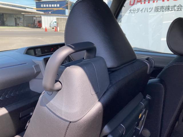 カスタムRSセレクション ターボ車 両側パワースライドドア シートヒーター バックカメラ(28枚目)