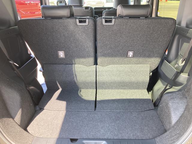 カスタムRSセレクション ターボ車 両側パワースライドドア シートヒーター バックカメラ(36枚目)