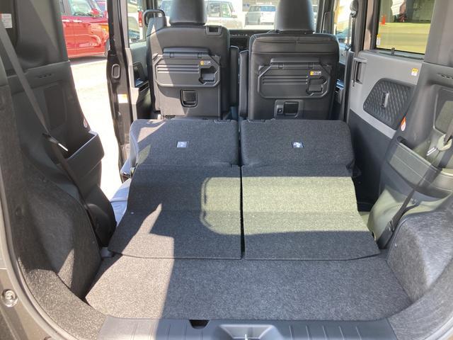 カスタムRSセレクション ターボ車 両側パワースライドドア シートヒーター バックカメラ(37枚目)