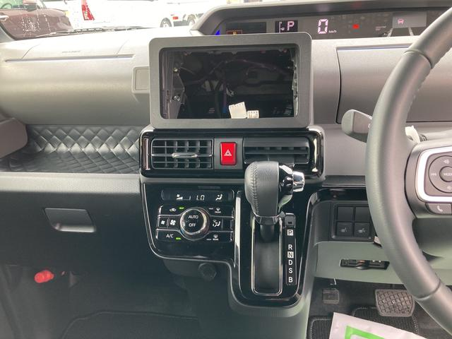 カスタムRSセレクション ターボ車 両側パワースライドドア シートヒーター バックカメラ コーナーセンサー(10枚目)
