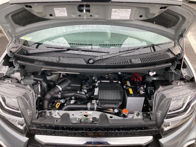 カスタムRSセレクション ターボ車 両側パワースライドドア シートヒーター バックカメラ コーナーセンサー(17枚目)