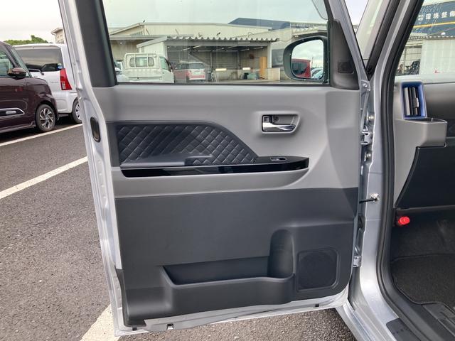 カスタムRSセレクション ターボ車 両側パワースライドドア シートヒーター バックカメラ コーナーセンサー(25枚目)