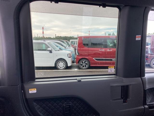 カスタムRSセレクション ターボ車 両側パワースライドドア シートヒーター バックカメラ コーナーセンサー(35枚目)