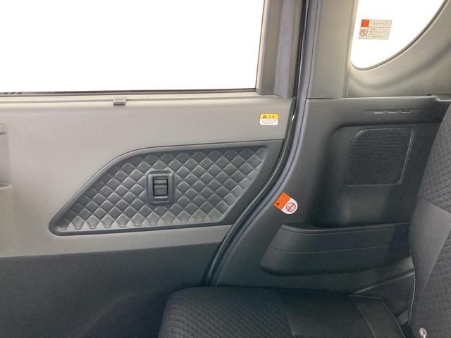 カスタムRSセレクション ターボ車 両側パワースライドドア シートヒーター バックカメラ コーナーセンサー(43枚目)