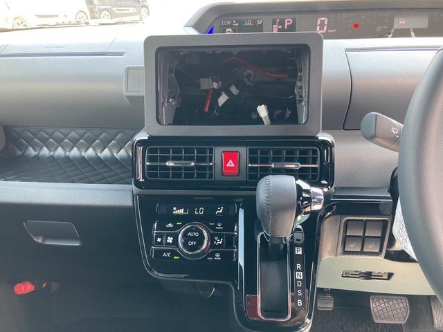 カスタムRSセレクション ターボ車 両側パワースライドドア シートヒーター パノラマモニター対応(10枚目)