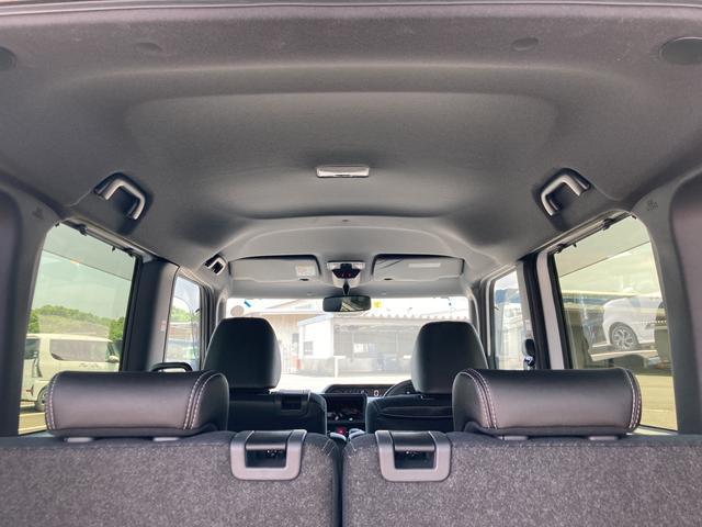 カスタムRSセレクション ターボ車 両側パワースライドドア シートヒーター パノラマモニター対応(12枚目)