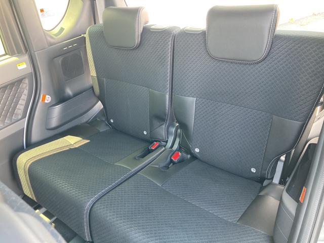 カスタムRSセレクション ターボ車 両側パワースライドドア シートヒーター パノラマモニター対応(14枚目)