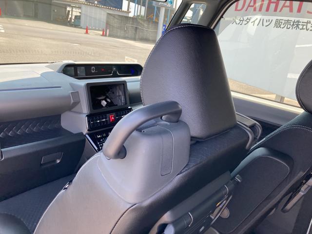 カスタムRSセレクション ターボ車 両側パワースライドドア シートヒーター パノラマモニター対応(29枚目)