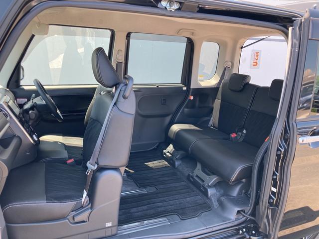 カスタムX トップエディションSAIII 助手席側パワースライドドア 運転席シートヒーター バックカメラ(28枚目)