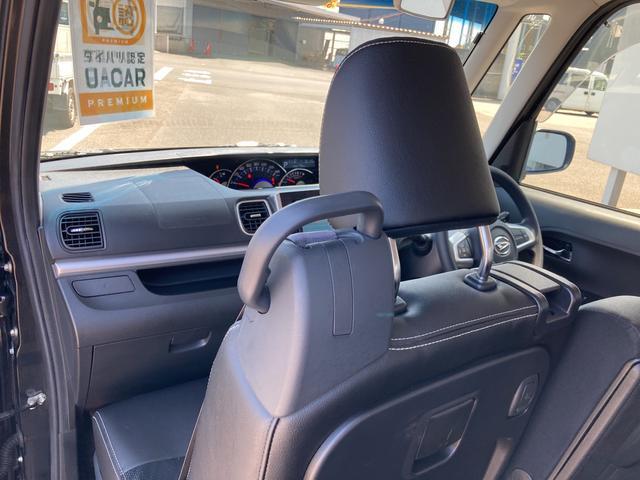 カスタムX トップエディションSAIII 助手席側パワースライドドア 運転席シートヒーター バックカメラ(31枚目)