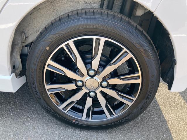 カスタム XリミテッドII SAIII 運転席シートヒーター パノラマモニター対応 LEDヘッドライト LEDフォグランプ(20枚目)