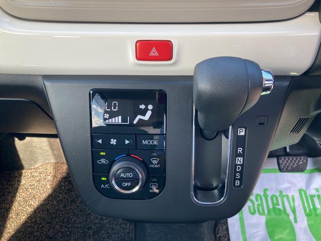 G SAIII シートヒーター パノラマモニター対応 LEDヘッドライト コーナーセンサー(11枚目)