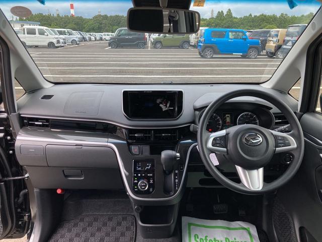 カスタム XリミテッドII SAIII 運転席シートヒーター パノラマモニター対応 LEDヘッドライト 純正14インチアルミホイール(15枚目)
