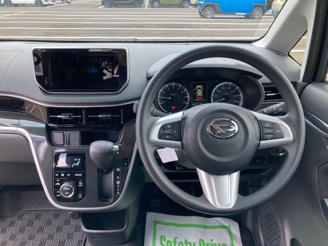 カスタム XリミテッドII SAIII 運転席シートヒーター パノラマモニター対応 LEDヘッドライト 純正14インチアルミホイール(16枚目)