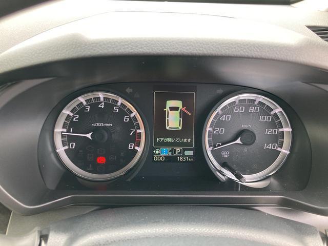 カスタム XリミテッドII SAIII 運転席シートヒーター パノラマモニター対応 LEDヘッドライト 純正14インチアルミホイール(48枚目)