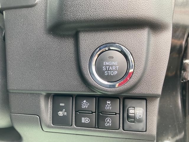 カスタム XリミテッドII SAIII 運転席シートヒーター パノラマモニター対応 LEDヘッドライト 純正14インチアルミホイール(42枚目)