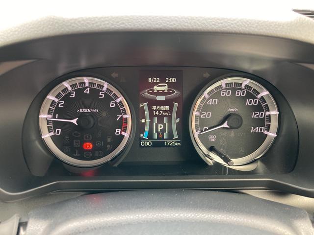 カスタム Xリミテッド2 SA3 パノラマモニター対応 運転席シートヒーター 純正14インチアルミホイール フォグランプ(22枚目)