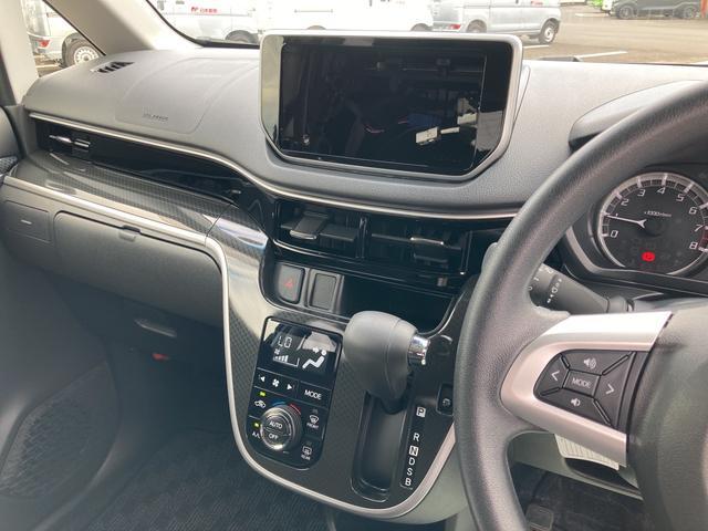 カスタム XリミテッドII SAIII パノラマモニター対応 シートヒーター(運転席) LEDヘッドライト(10枚目)