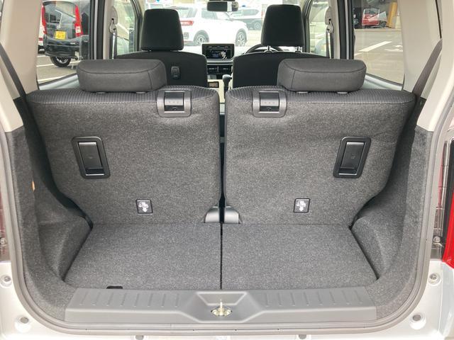XリミテッドII SAIII バックカメラ 運転席シートヒーター LEDヘッドライト 純正14インチアルミホイール(18枚目)