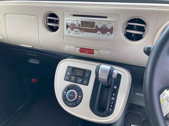 ココアX 運転席シートリフター パワーウィンドウ 純正CDオーディオ アイドリングストップ機能(10枚目)