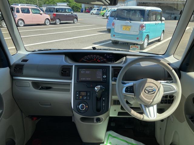 Xターボ SA スマートアシスト搭載 助手席側パワースライドドア アイドリングストップ機能 バックカメラ(15枚目)