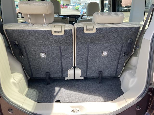 Xターボ SA スマートアシスト搭載 助手席側パワースライドドア アイドリングストップ機能 バックカメラ(18枚目)