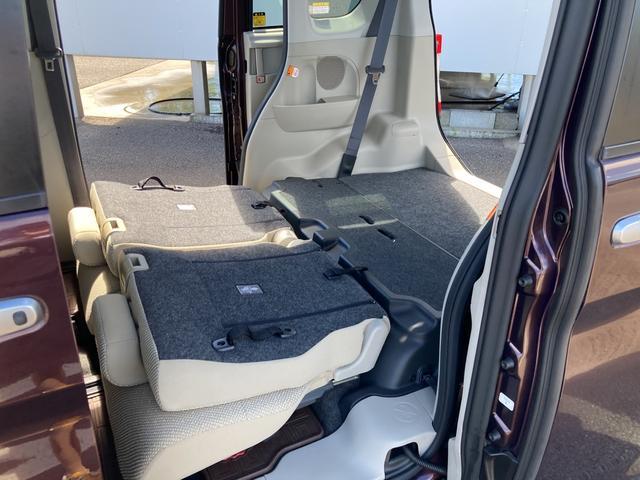 Xターボ SA スマートアシスト搭載 助手席側パワースライドドア アイドリングストップ機能 バックカメラ(39枚目)