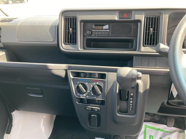 DX SAIII 両側スライドドア スマートアシスト搭載 キーレス 2WD オートマチック車 純正ラジオ(10枚目)
