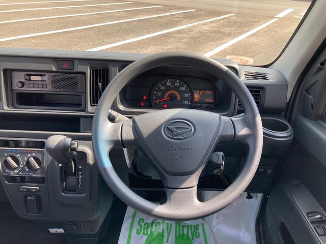 DX SAIII 両側スライドドア スマートアシスト搭載 キーレス 2WD オートマチック車 純正ラジオ(15枚目)
