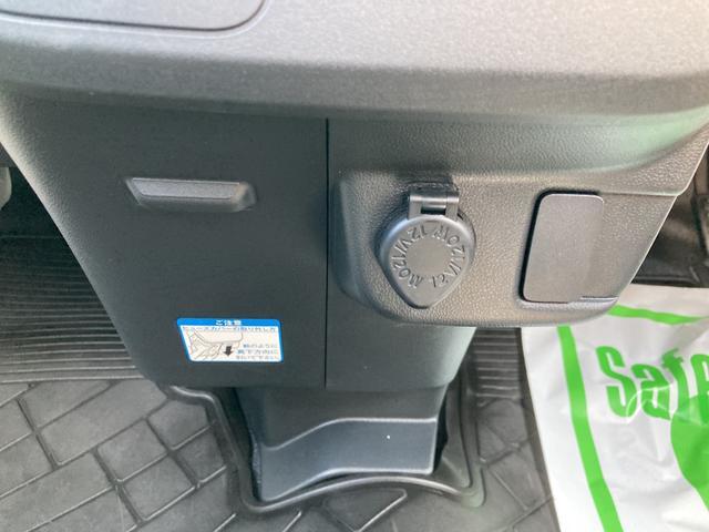 DX SAIII 両側スライドドア スマートアシスト搭載 キーレス 2WD オートマチック車 純正ラジオ(52枚目)