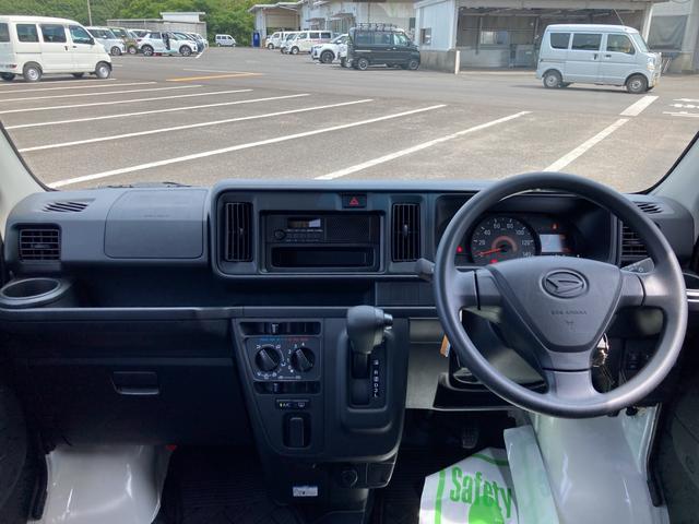 DX SAIII 2WD オートマチック車 両側スライドドア キーレス 純正ラジオ スマートアシスト搭載(14枚目)